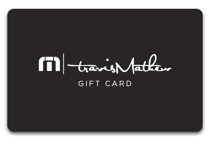 Travis Mathew Retail Store E-Gift Card